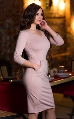 42-13 Платье - фото 4965