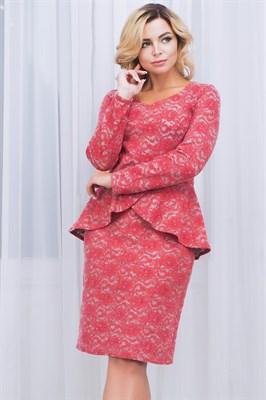 520-14 Платье - фото 5022