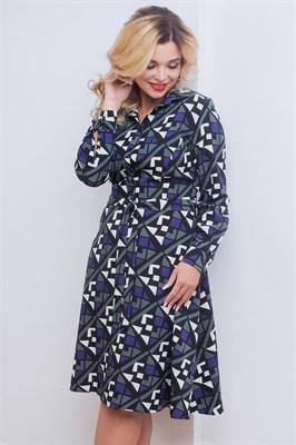 520-02 Платье - фото 5083