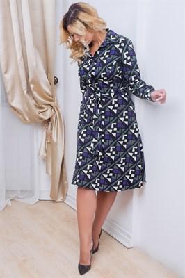 520-02 Платье - фото 5085