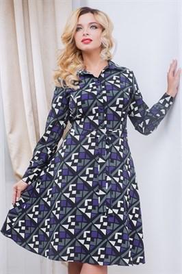 520-02 Платье - фото 5088