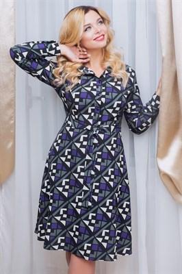 520-02 Платье - фото 5093