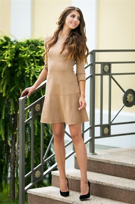 44-07 Платье - фото 5155