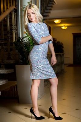 48-12 Платье - фото 5431