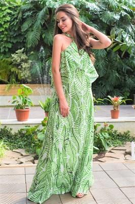 51-16 Платье с открытыми плечами - фото 5498