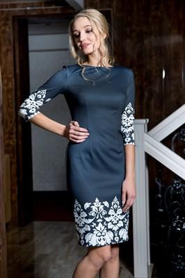 55-05* Платье