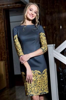 55-04 Платье