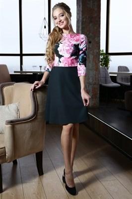 56-18 Платье - фото 5694