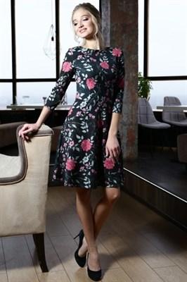 56-02 Платье - фото 5820