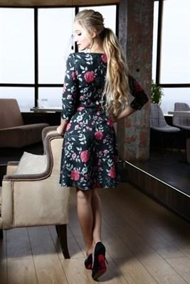 56-02 Платье - фото 5822