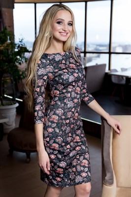 57-07 Платье
