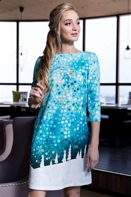 57-04 Платье А-силуэта