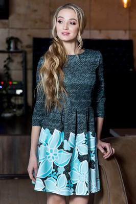 60-11 Платье - фото 6011