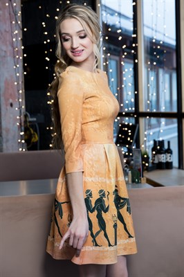 60-07 Платье - фото 6038