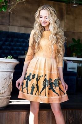 60-07 Платье