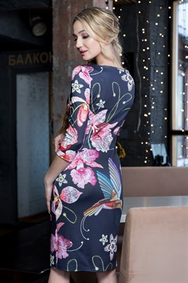 60-06 Платье - фото 6049