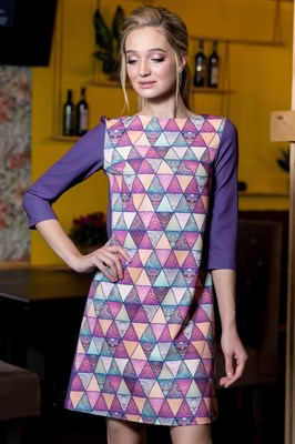 60-03 Платье - фото 6071