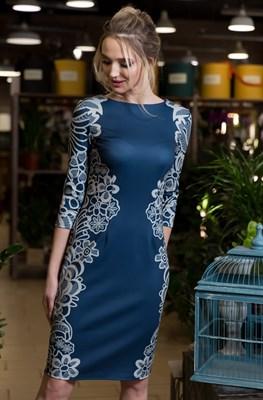 61-07 Платье
