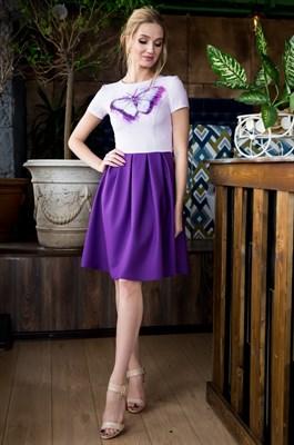 63-08 Платье с бабочкой - фото 6175
