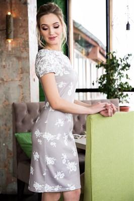63-02 Платье - фото 6228