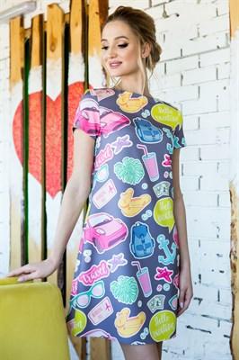 64-11 Платье