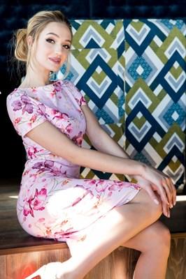 64-03 Платье - фото 6325