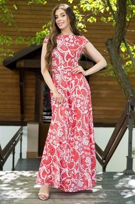 67-06 Длинное платье