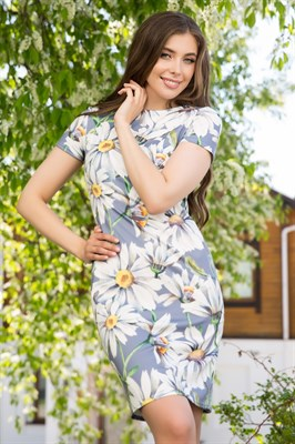 67-09 Платье - фото 6539