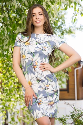 67-09 Платье - фото 6540