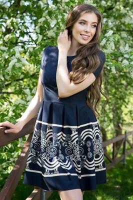 67-12 Платье - фото 6552