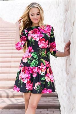 71-14 Платье - фото 6715