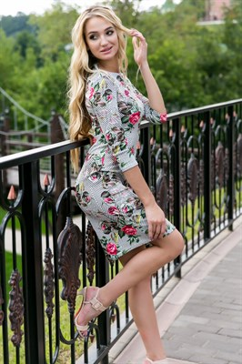 71-12 Платье - фото 6725