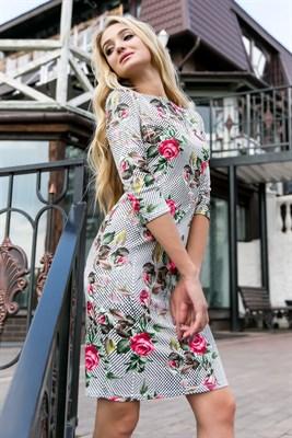 71-12 Платье - фото 6727