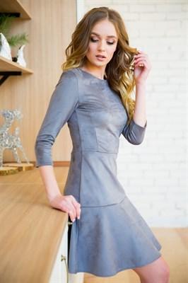 72-12 Платье - фото 6869