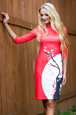 73-14 Платье - фото 6955