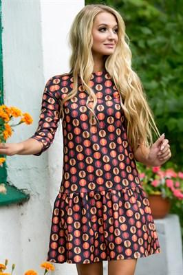 73-07 Платье - фото 7007