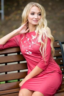 73-06 Платье - фото 7014