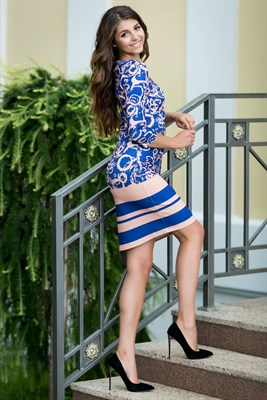 73-03 Платье - фото 7032