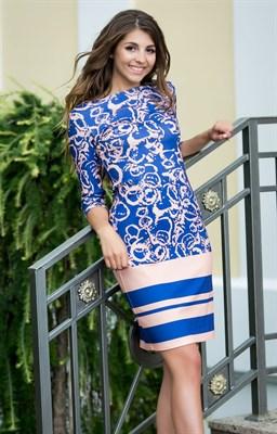 73-03 Платье - фото 7033