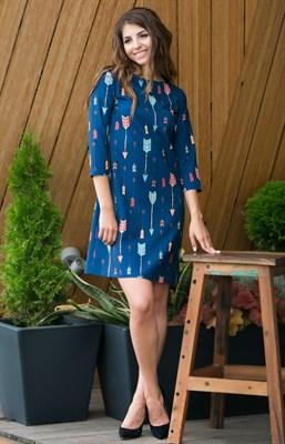 73-01 Платье - фото 7045