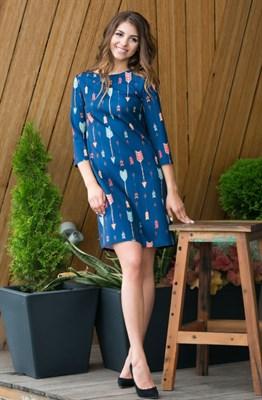 73-01 Платье - фото 7046