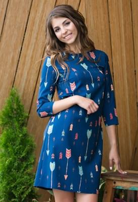73-01 Платье - фото 7047