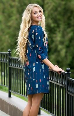 73-01 Платье - фото 7051