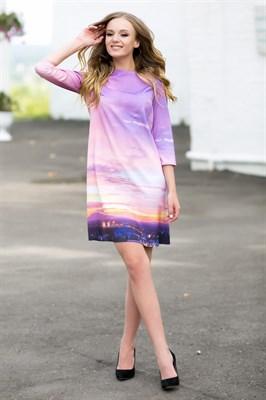 74-12 Платье - фото 7071