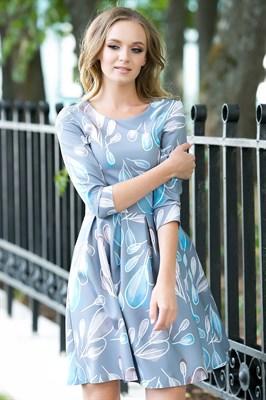 74-09 Платье - фото 7088