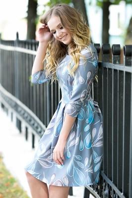 74-09 Платье - фото 7091