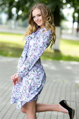 74-07 Платье - фото 7110