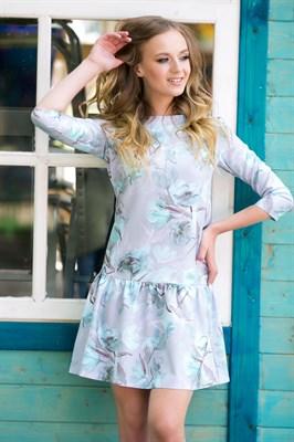 74-06 Платье - фото 7116