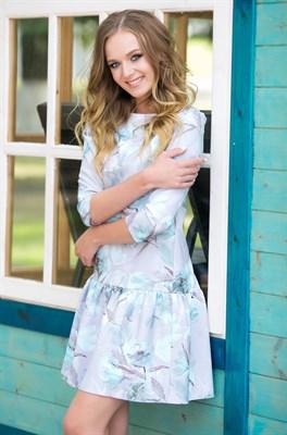 74-06 Платье - фото 7117