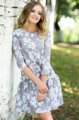 74-02 Платье